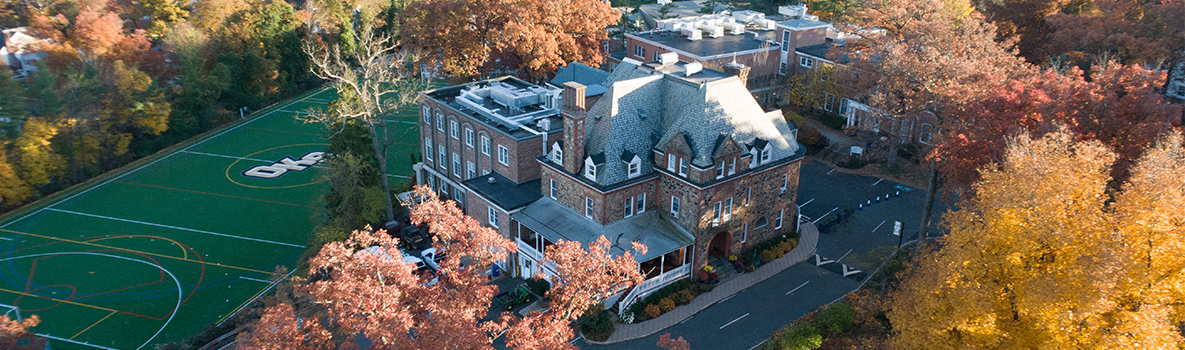 Grace Hall Aerial